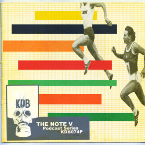 KDB Records - The Note V - We Are Change EP KDB074D