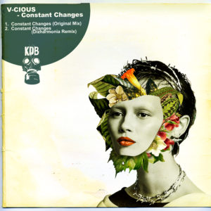 V-Cious - Constant Changes EP KDB112D